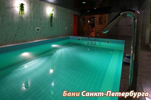 бассейн курская метро