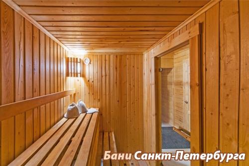 Васильевский остров хорошая баня попариться